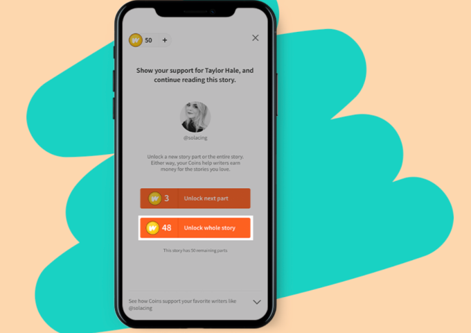 Storytelling community Wattpad launches Paid Stories and its ad-free subscription globally