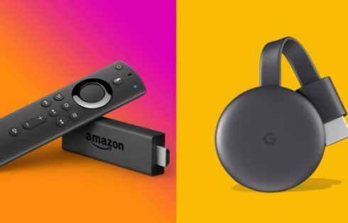 YouTube lands on Fire TV and Amazon Prime Video arrives on Chromecast, Android TV