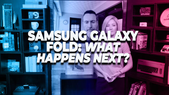 Samsung fixes Galaxy Fold's embarrassing screen flaws: So when's relaunch?