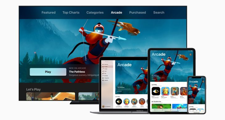Apple Arcade launches later this month for $4.99/mo