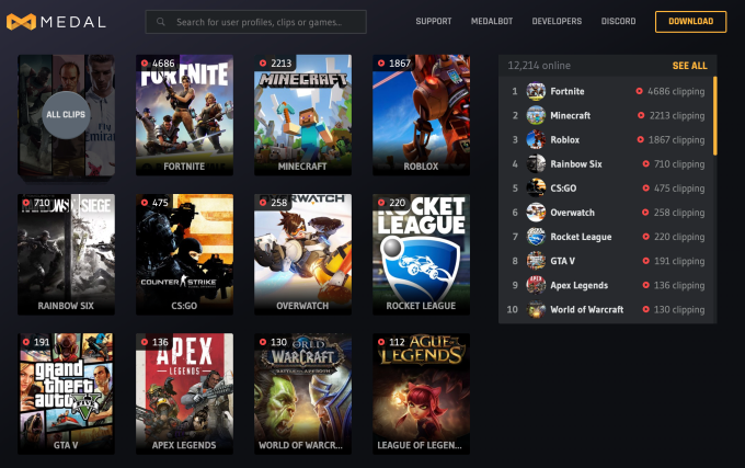 Looking to become the video-based social network of the gaming world, Medal.tv raises $9 million
