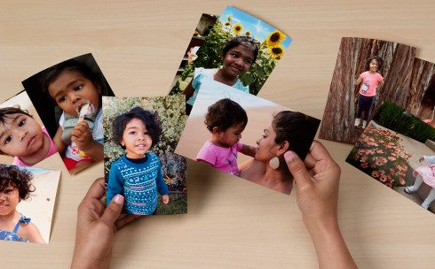 Google Photos adds a time-traveling version of Stories, plus more sharing and printing options