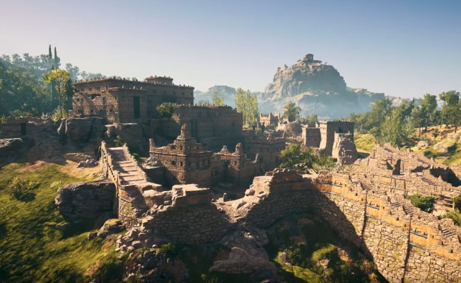 Assassin's Creed Odyssey gets an educational mode — complete with quizzes