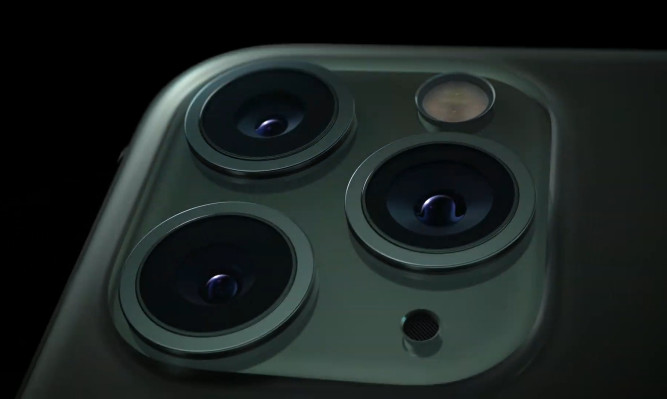 Why does the new iPhone 11 Pro have 3 cameras?