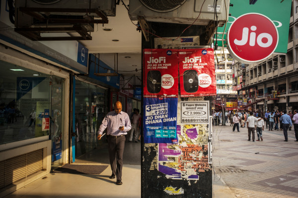 India's Reliance Jio unveils video call assistant to help businesses automate customer support