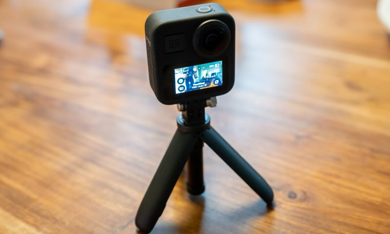 The GoPro MAX is the ultimate pocketable travel vlogging camera