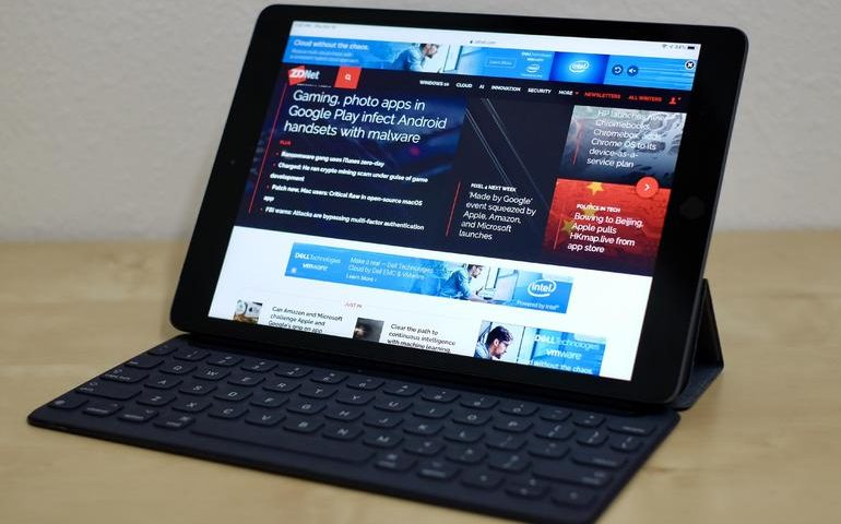 Apple iPad (2019) review: Apple's entry-level tablet is boosted by iPadOS, enterprise improvements