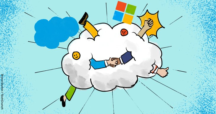 Why Salesforce is moving Marketing Cloud to Microsoft Azure