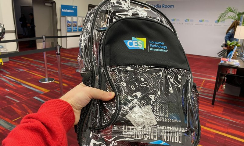 At CES, companies slowly start to realize that privacy matters
