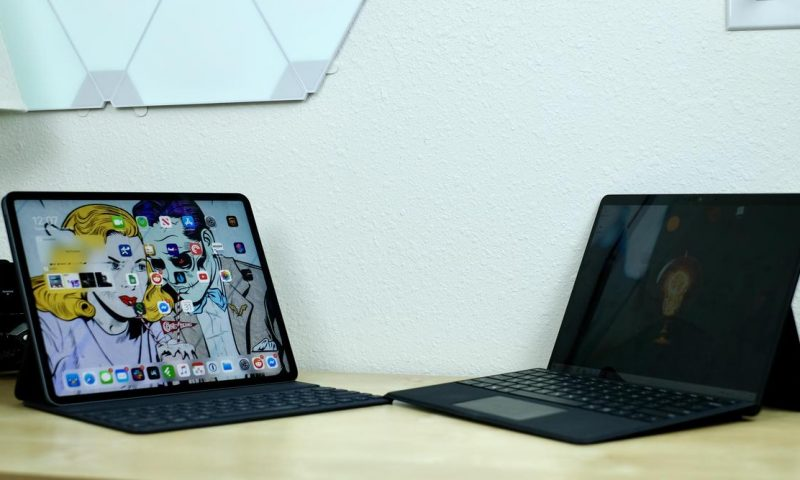 5 features the iPad Pro should borrow from the Surface Pro X