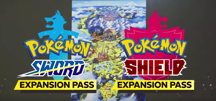 Pokémon Sword and Shield are getting downloadable expansions this year