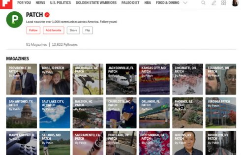 News-reading app Flipboard expands local coverage, including coronavirus updates, to 12 more US metros