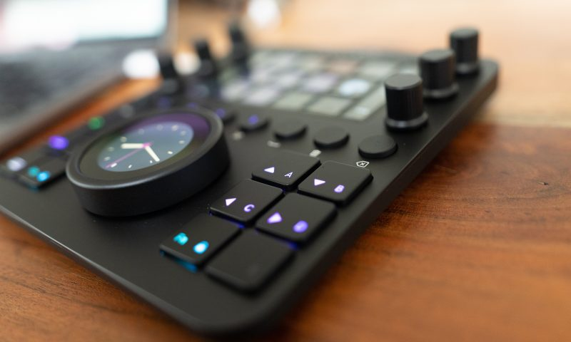 The Loupedeck CT is a fantastic, flexible editing console for Mac and PC