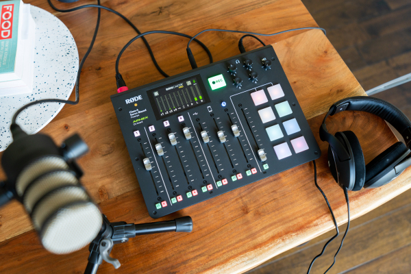 With feature updates and new accessories, the RODECaster Pro is a podcaster's dream come true