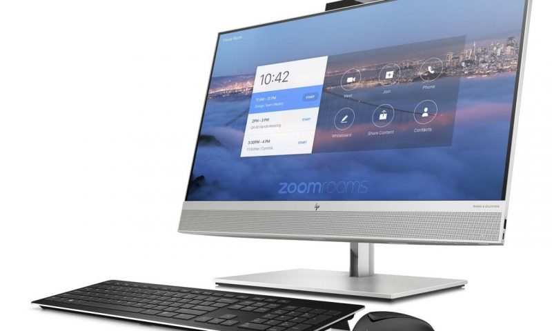 HP unveils new business desktops, all-in-one PCs as part of work-from-home push