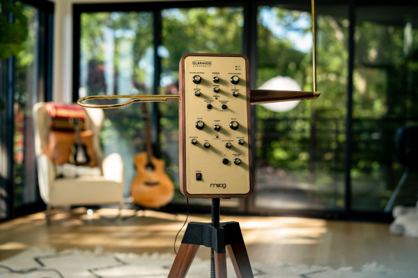 For the Theremin's 100th anniversary, Moog unveils the gorgeous Claravox Centennial