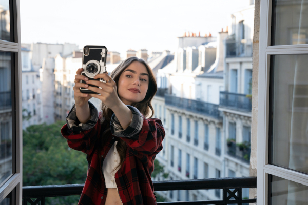 Original Content podcast: It's hard to resist the silliness of 'Emily in Paris'