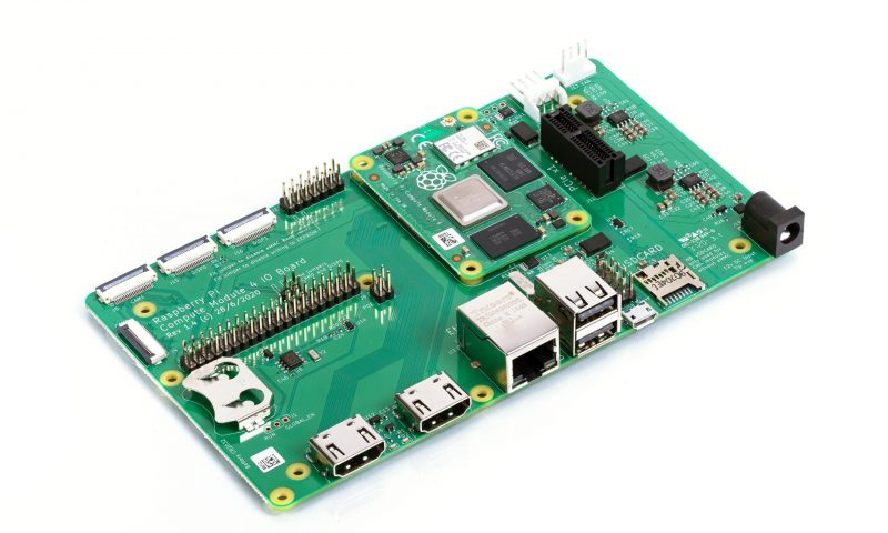 Raspberry Pi Foundation launches Compute Module 4 for industrial users