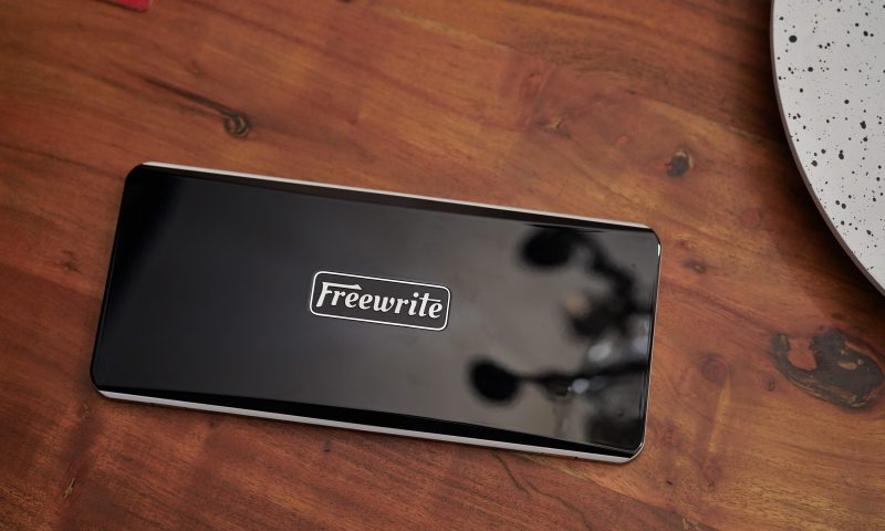 The Freewrite Traveler is an outstanding, but expensive, dedicated portable writing laptop