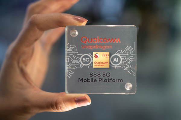 Qualcomm announces the new Snapdragon 888 chip