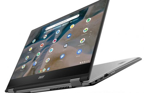 CES 2021: Acer launches Spin 514 Chromebook with new AMD Ryzen 3000 mobile processor options