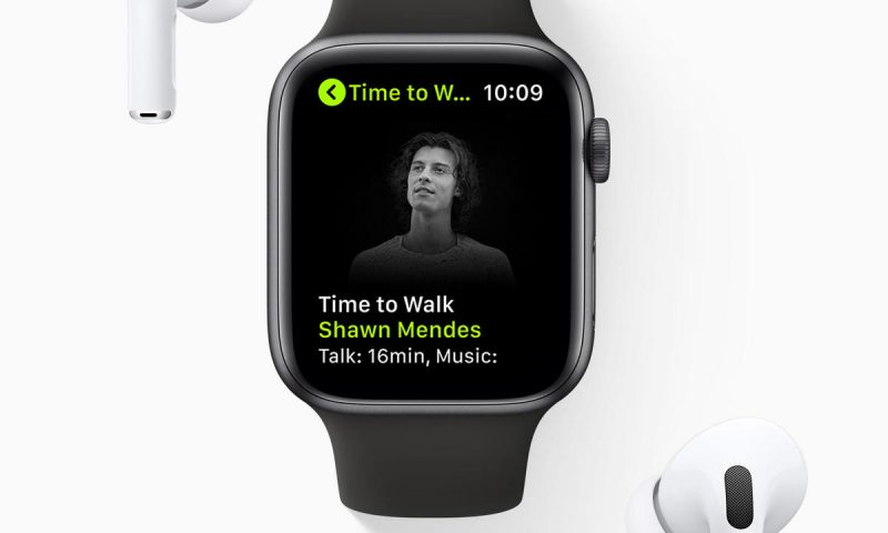 Time to Walk is Apple's latest Fitness Plus feature that breaks away from staring at a screen