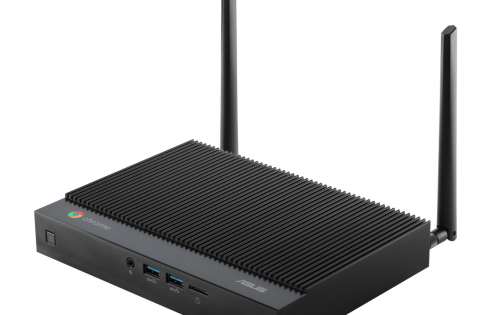 CES 2021: Asus Fanless Chromebox is a tiny $399 desktop for commercial and industrial applications