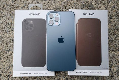 Nomad brings MagSafe to case lineup: Bests Apple leather case with 10-foot drop protection