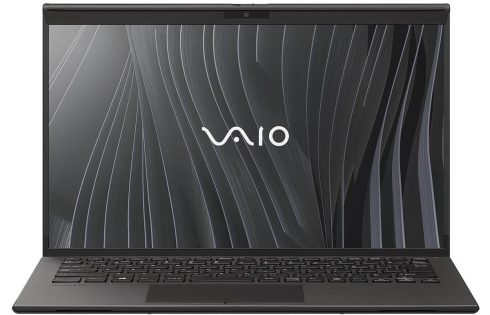 Vaio resurrects Z luxury laptop, molds new one from carbon fiber