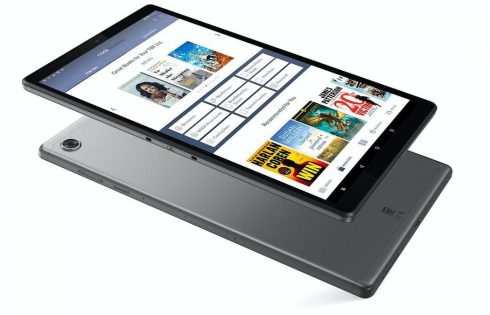 Barnes & Noble taps Lenovo to help design latest Nook Android tablet