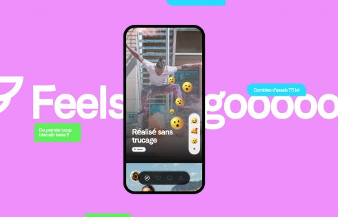 Feels is a new dating app with profiles that look more personal