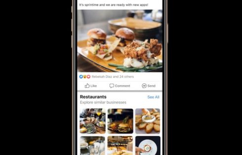 Facebook to test new business discovery features in U.S. News Feed
