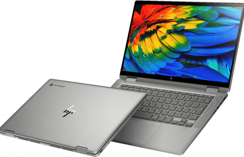 HP brings 11th-gen Intel processors to Chromebook x360 14c convertible laptop